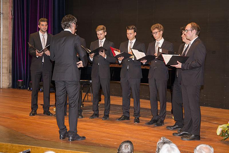 Knabenchor Hannover e.V. (Auswahl Nachwuchschor und Konzertchor)