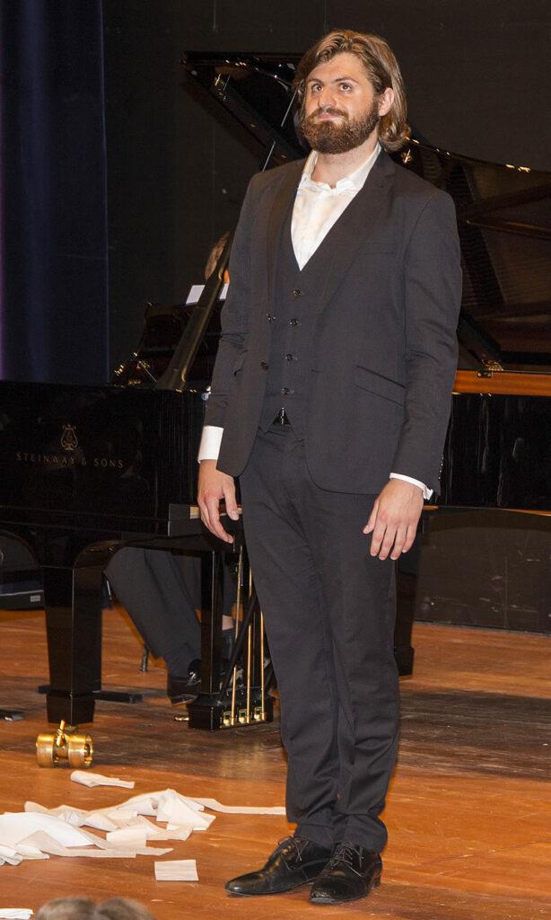 Konstantin Krimmel (Bariton)